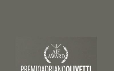 Premio Adriano Olivetti I edizione dicembre 2015